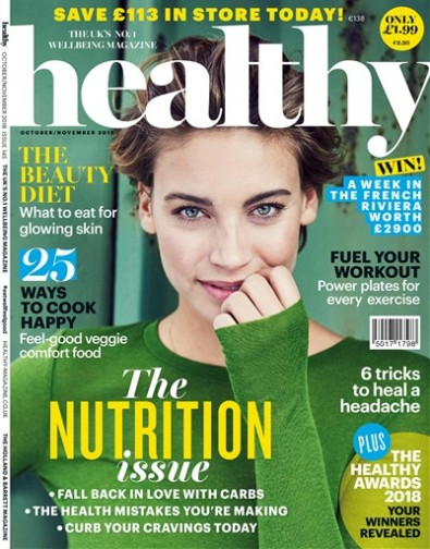 Healthy Magazine Subscription