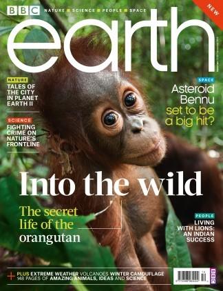BBC Earth Magazine Subscription