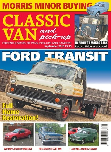 Classic Van & Pick-up Magazine Subscription