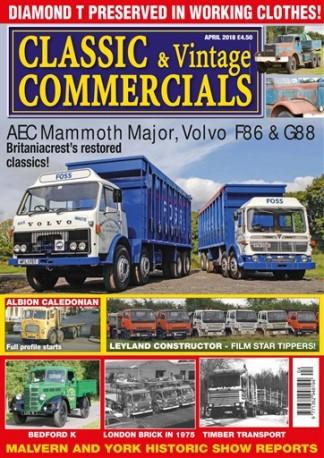 Classic & Vintage Commercials Magazine Subscription
