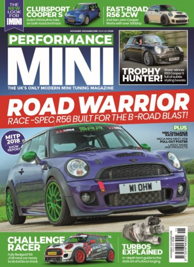 Performance Mini Magazine Subscription