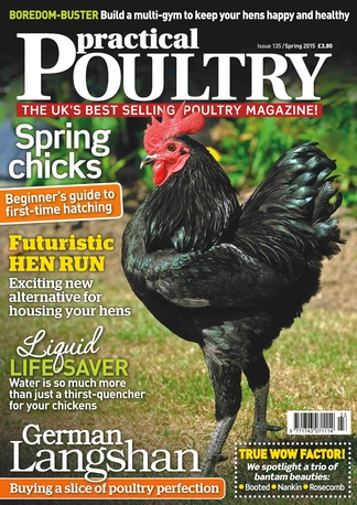 Practical Poultry Magazine Subscription