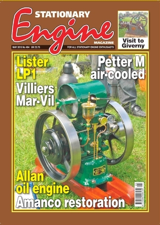 Stationary Engine Magazine Subscription