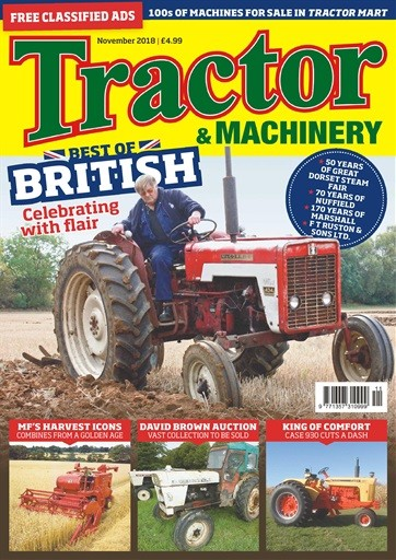Tractor & Machinery Magazine Subscription