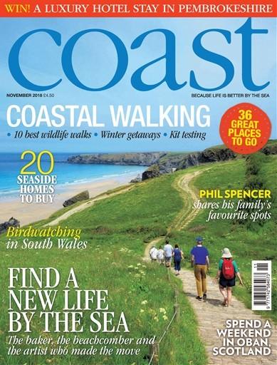Coast Magazine Subscription