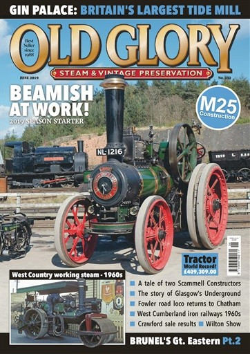 Old Glory Magazine Subscription