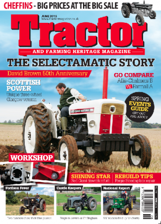 Tractor & Farming Heritage Magazine Subscription