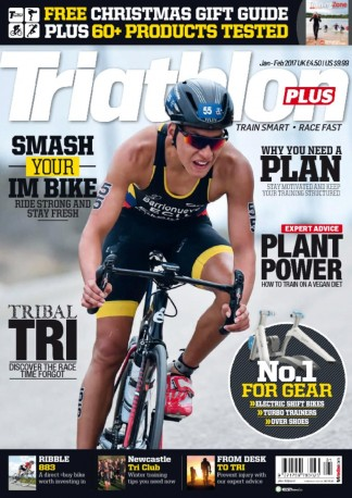 Triathlon Plus Magazine Subscription