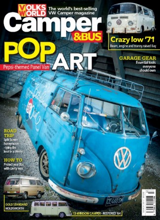 VW Camper & Bus Magazine Subscription