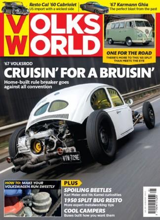 Volksworld Magazine Subscription