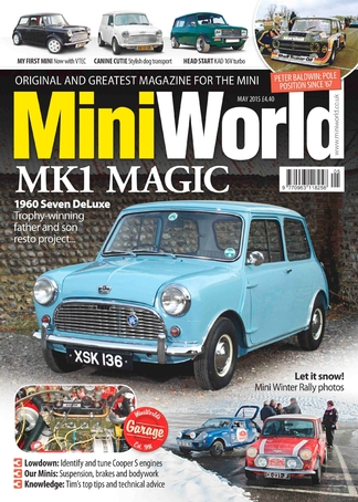 MiniWorld Magazine Subscription