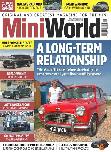 Mini World Magazine Subscription