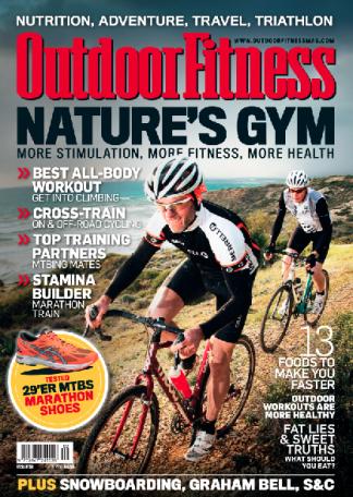 Outdoor Fitness Magazine Subscription