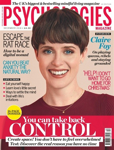 Psychologies Travel Size Magazine Subscription