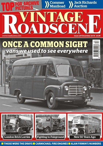 Vintage Roadscene Magazine Subscription