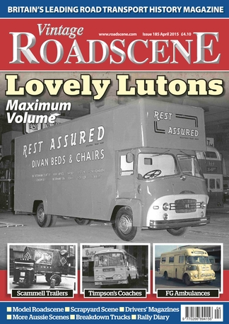 Vintage Roadscene Magazine Subscription