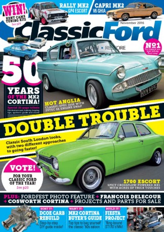 Classic Ford Magazine Subscription
