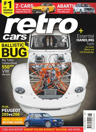 Retro Cars Magazine Subscription
