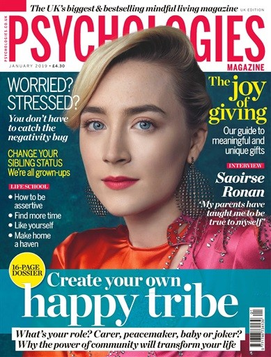 Psychologies Magazine Subscription