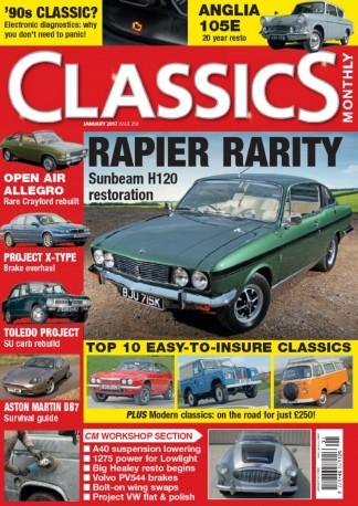 Classics Monthly Magazine Subscription