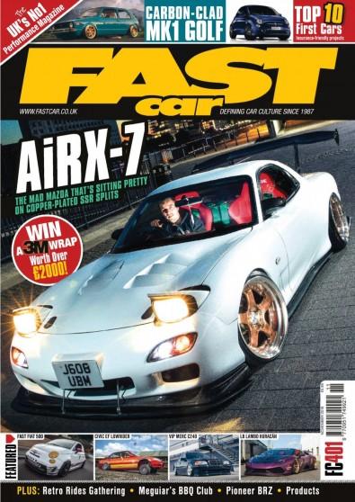Fast Car Magazine Subscription