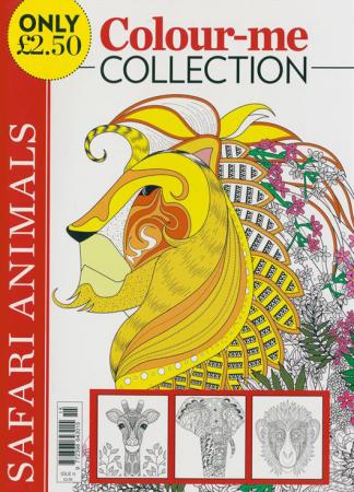 Colour Me Collection Magazine Subscription