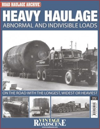 Road Haulage Archive Magazine Subscription
