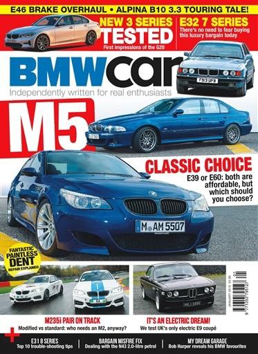 Bmw Car Magazine Subscription Whsmith