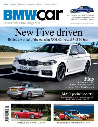 BMW Car Magazine Subscription