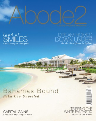 Abode2 Magazine Subscription