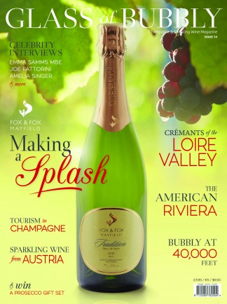 Glass of Bubbly Magazine Subscription