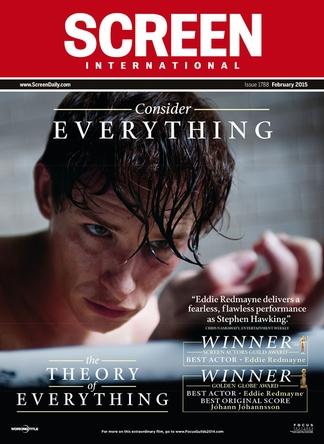 Screen International Magazine Subscription
