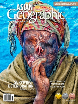 Asian Geographic Magazine Magazine Subscription