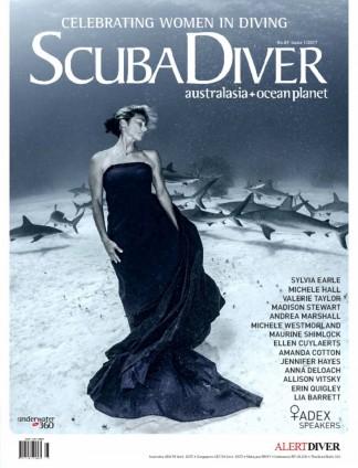 Scuba Diver Australasia and Ocean Planet Magazine Magazine Subscription