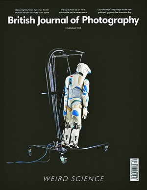 British Journal of Photography Magazine Subscription