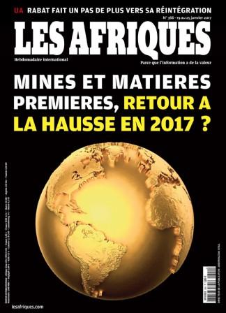 Les Afriques Magazine Subscription