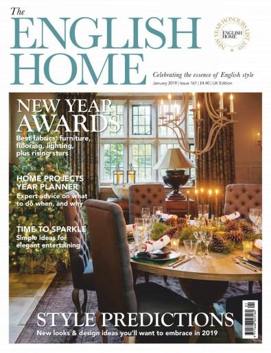 The English Home Magazine Subscription