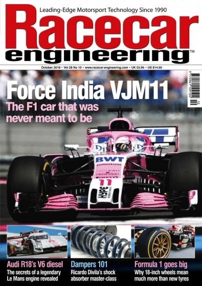Racecar Engineering Magazine Subscription