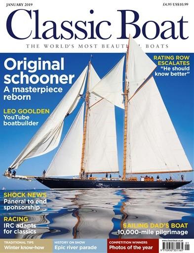 Classic Boat Magazine Subscription