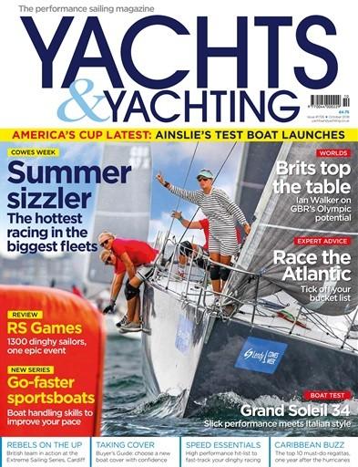 Yachts & Yachting Magazine Subscription