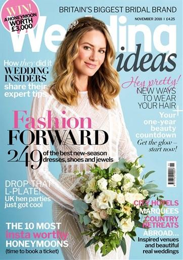 Wedding Ideas Magazine Subscription