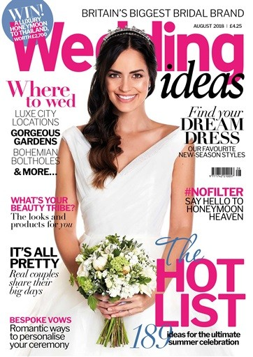wedding ideas magazine wedding ideas magazine subscription whsmith 27753