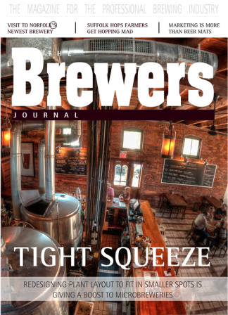 The Brewers Journal Magazine Subscription