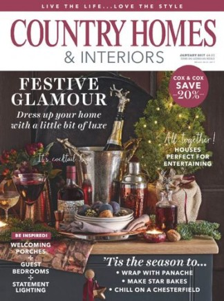 Country Homes & Interiors Magazine Subscription