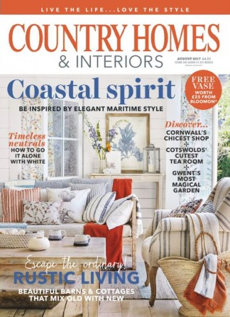 Country Homes Interiors Magazine Subscr Whsmith