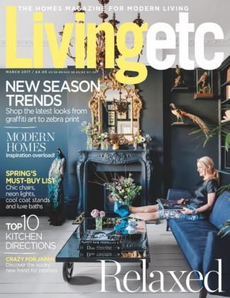 Livingetc Magazine Subscription