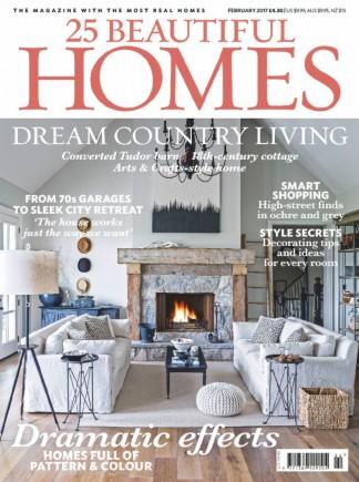 25 Beautiful Homes Magazine Subscription