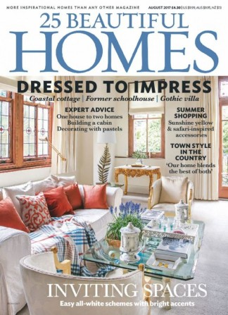Beautiful Homes Magazine 25 beautiful homes magazine subscription | whsmith