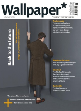 Wallpaper Magazine Subscription