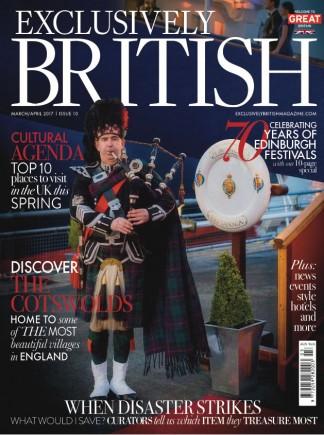 Exclusively British Magazine Subscription